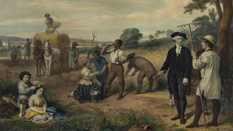 Did George Washington Really Free Mount Vernon's Enslaved Workers?