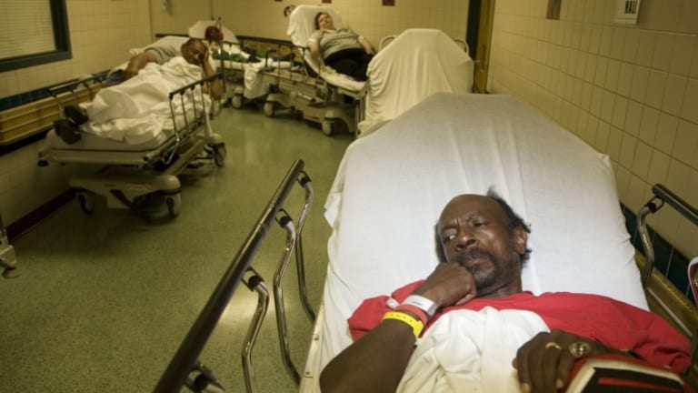 Americans Once Avoided the Hospital at All Costs—Until ERs Changed That