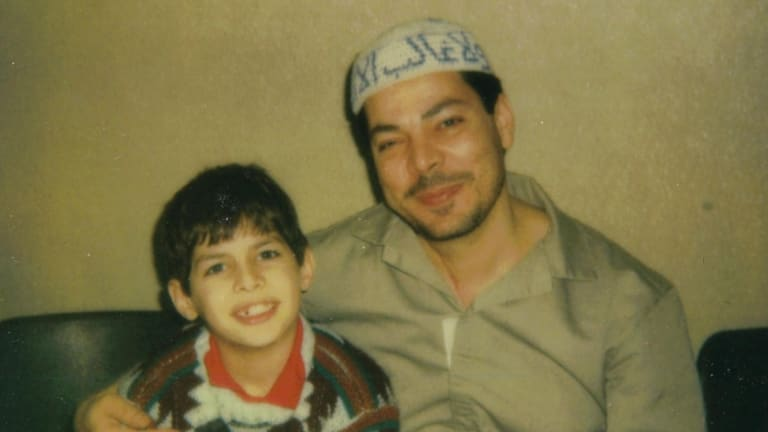 From Terrorist's Son to Peace Activist