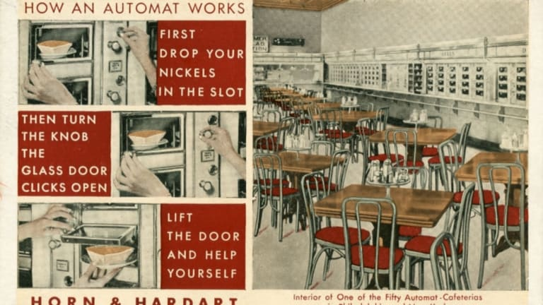 The Automat: Birth of a Fast Food Nation