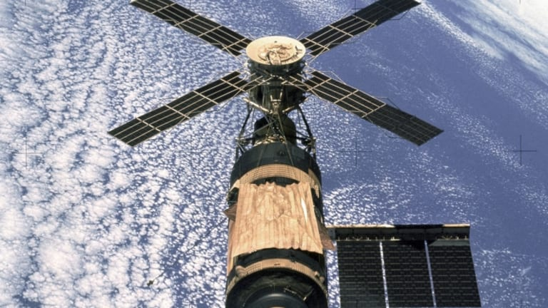 The Day Skylab Crashed to Earth: Facts About the First U.S. Space Station's Re-Entry