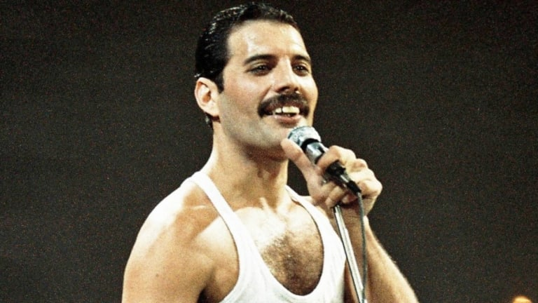 Freddie Mercury & Other Celebrities Who Raised AIDS Awareness