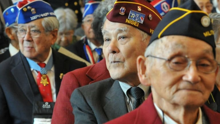Unlikely World War II Soldiers Awarded Nation's Highest Honor