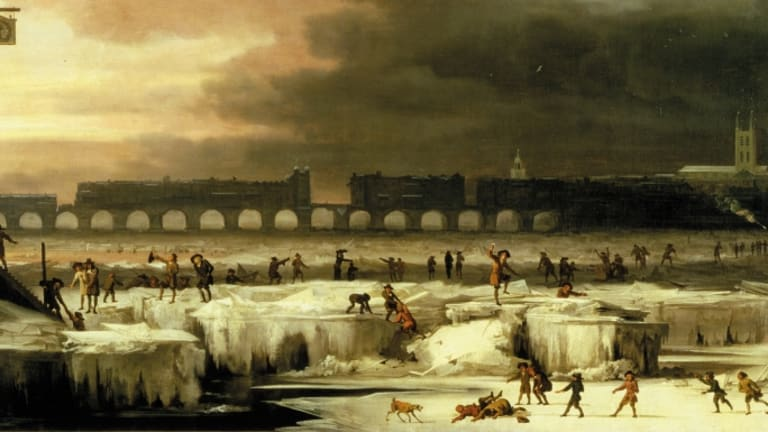 Little Ice Age, Big Consequences - HISTORY