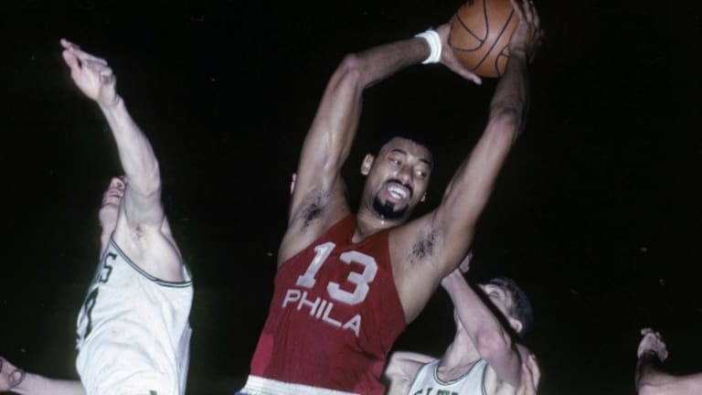 Wilt Chamberlain's Epic Evening
