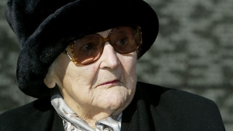 World War II Resistance Heroine, Savior of Thousands, Dies at 98