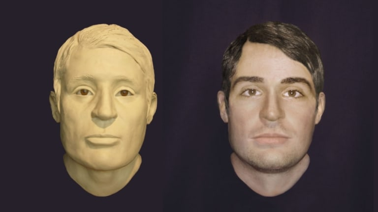 Faces of Drowned Civil War Sailors From USS Monitor Reconstructed