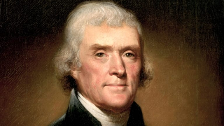 Thomas Jefferson's Complicated Relationship with Thanksgiving