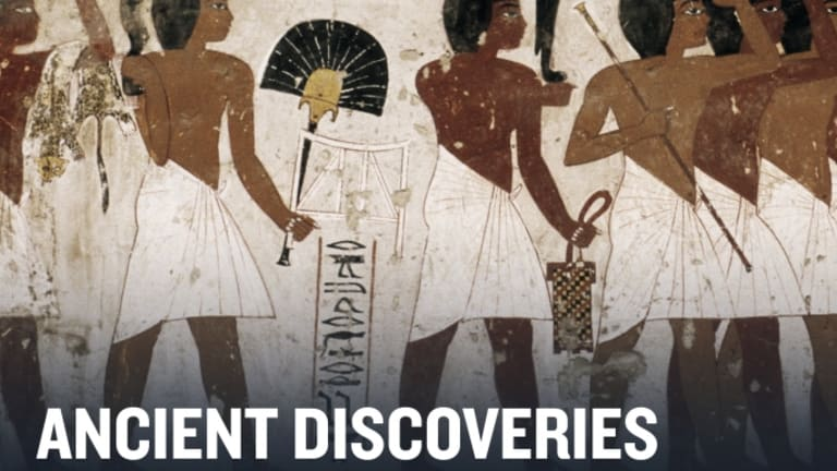 HISTORY Vault: Ancient Discoveries