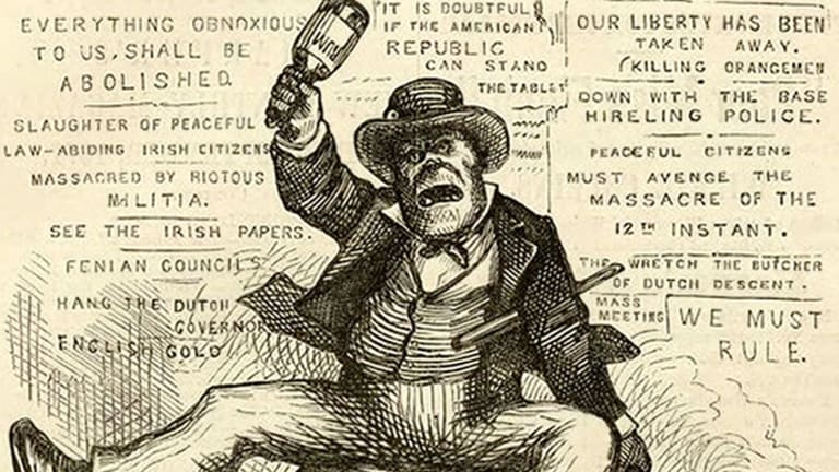 When America Despised the Irish: The 19th Century's Refugee Crisis