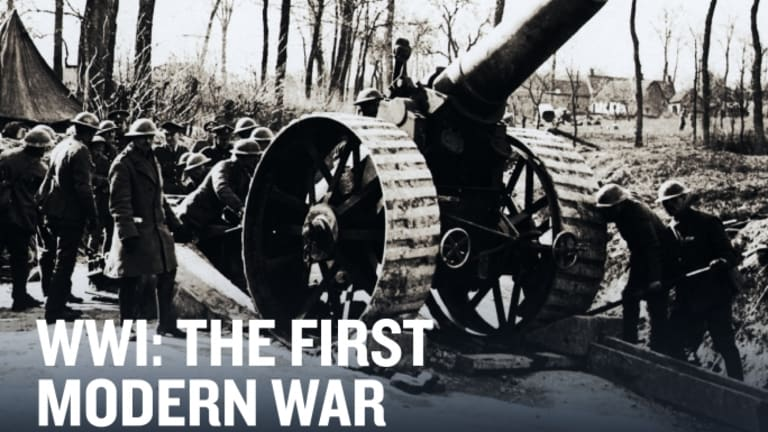 HISTORY Vault: WWI: The First Modern War