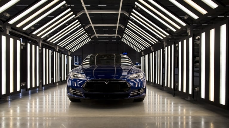 Electric Innovations Drive Tesla to Top of U.S. Auto Industry