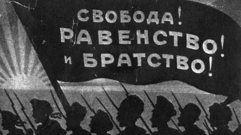 The Russian Revolution, Through American Eyes