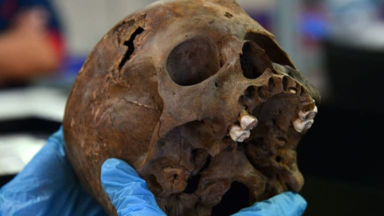 Grisly Child Sacrifice Found at Foot of Ancient Aztec Temple