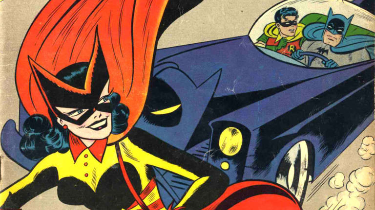 Fear of a Gay Batman Brought Batwoman to Life