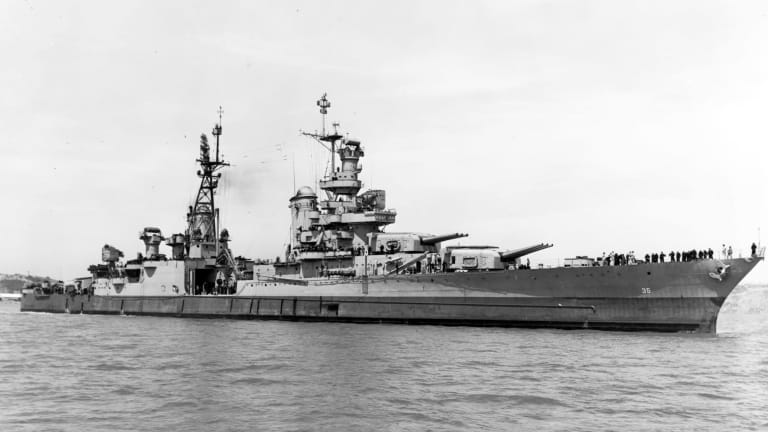 USS Indianapolis: Survivor Accounts From the Worst Sea Disaster in