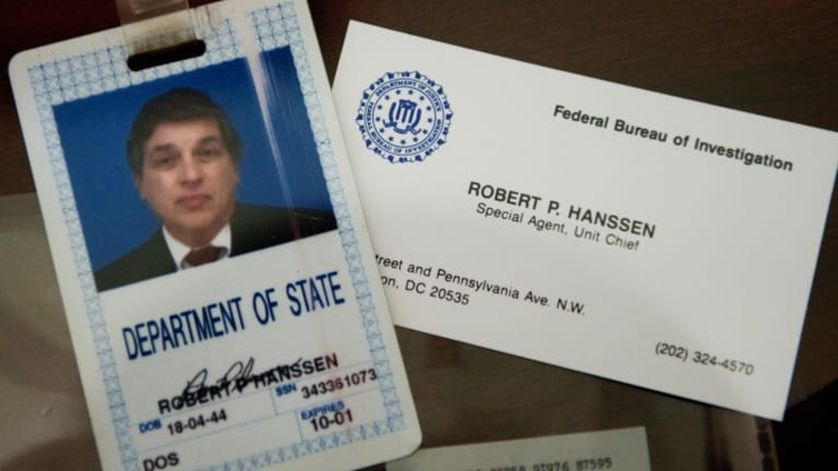Robert Hanssen: American Traitor