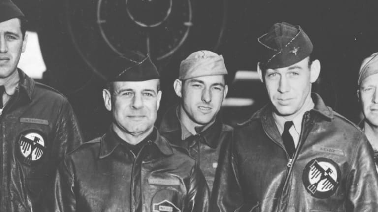 One Final Toast for the Doolittle Raiders