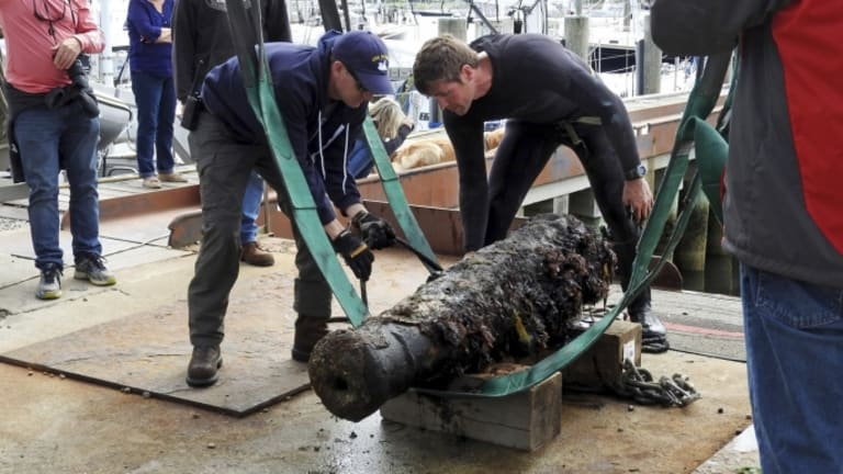 Recreational Divers Discover Wreckage of Naval Hero's Ship