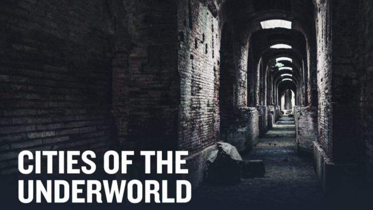 HISTORY Vault: Cities of the Underworld