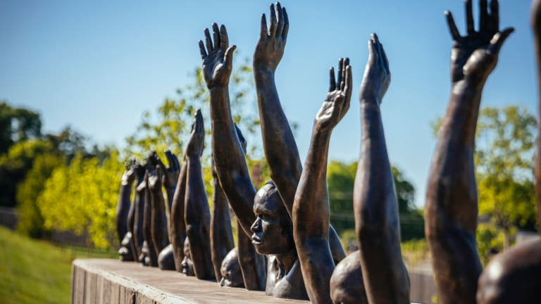 'Why Did They Hate Us?': Explaining the New Lynching Memorial to My Son