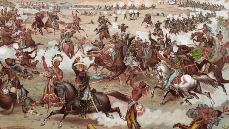 What Really Happened at the Battle of the Little Bighorn?