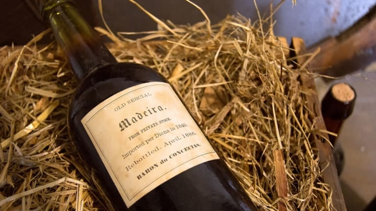Rare Wine from George Washington's Presidency Found Behind Wall in New Jersey