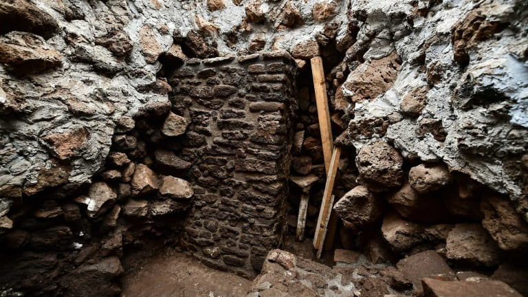 Hidden 1,000-Year-Old Temple Discovered Inside an Aztec Pyramid