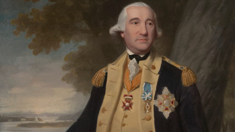 The Revolutionary War Hero Who Was Openly Gay
