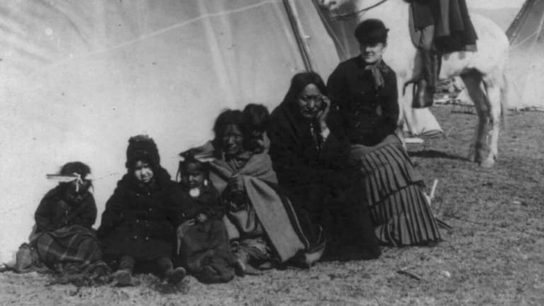 Caroline Weldon: A White Woman's Doomed Effort to Save Sitting Bull