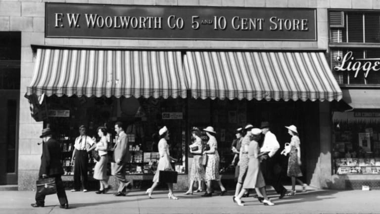 woolworths history and background