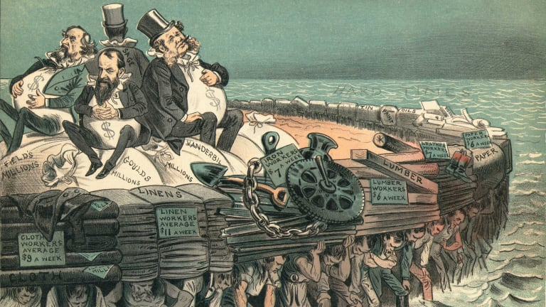 Are We Living in the Gilded Age 2.0 ?