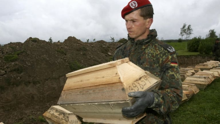 Seven Decades After WWII, the Search for Germany's War Dead Continues