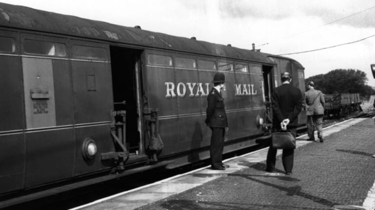 50 Years On, Looking Back at the Great Train Robbery