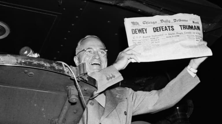 Image result for dewey defeats truman