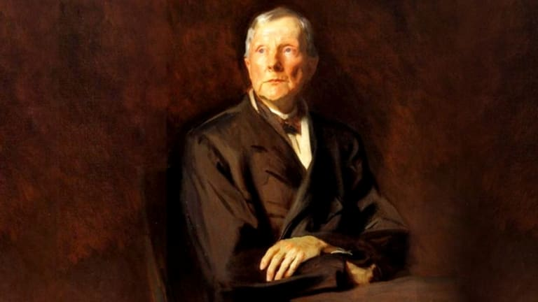 10 Things You May Not Know About John D. Rockefeller