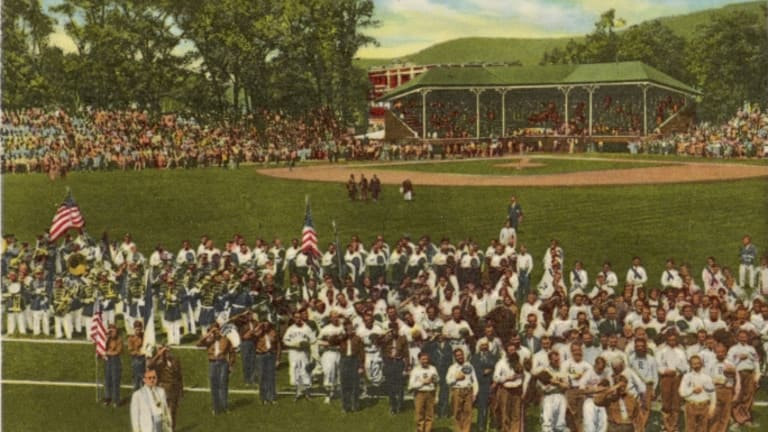 Baseball's Cooperstown Myth