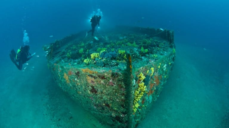 Protection Sought for World War I Ships