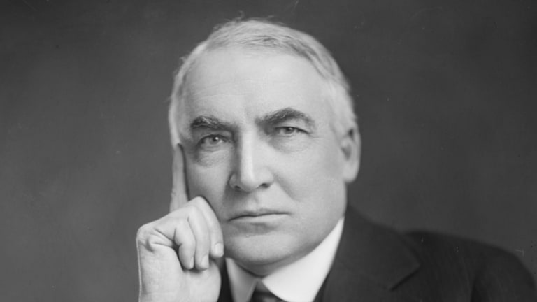 Warren G. Harding's Steamy Love Letters Unsealed