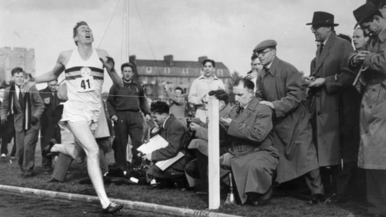 The First 4-Minute Mile, 60 Years Ago