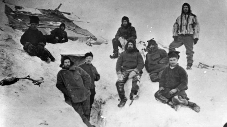 Scientists Just Found a Doomed Antarctic Explorer's Lost Painting