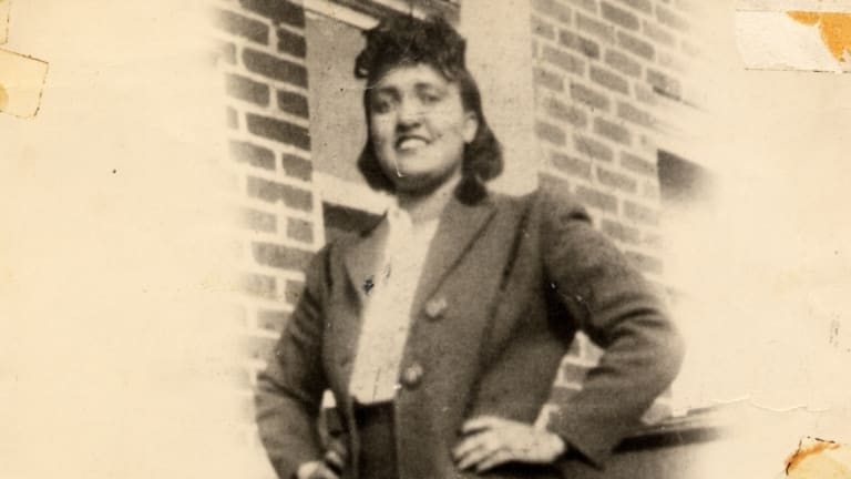 "Rebecca Skloot and ""The Immortal Life of Henrietta Lacks"""