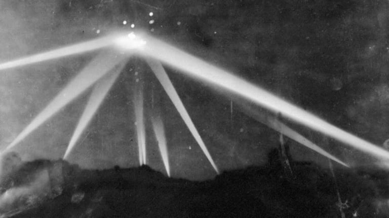 World War II's Bizarre 'Battle of Los Angeles'