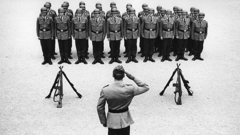 Why German Soldiers Don't Have to Obey Orders - HISTORY