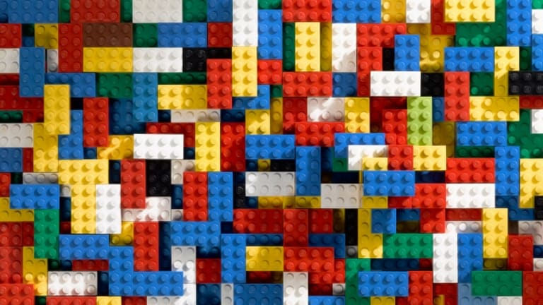 The Disastrous Backstory Behind the Invention of LEGO Bricks