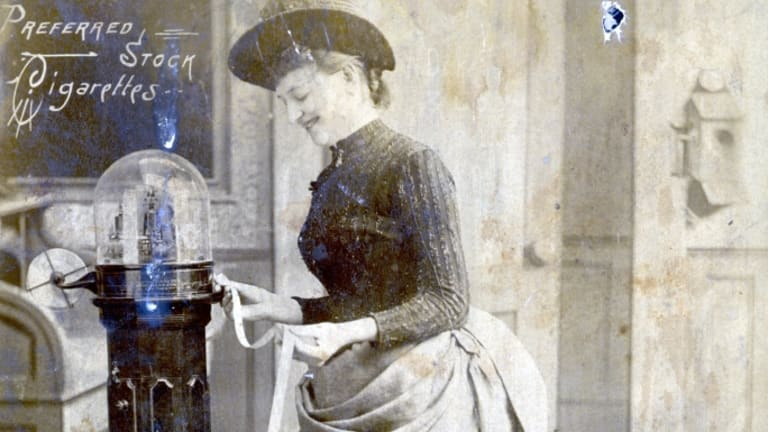 Decades Before They Had the Vote, Women Launched Their Own Stock Exchange
