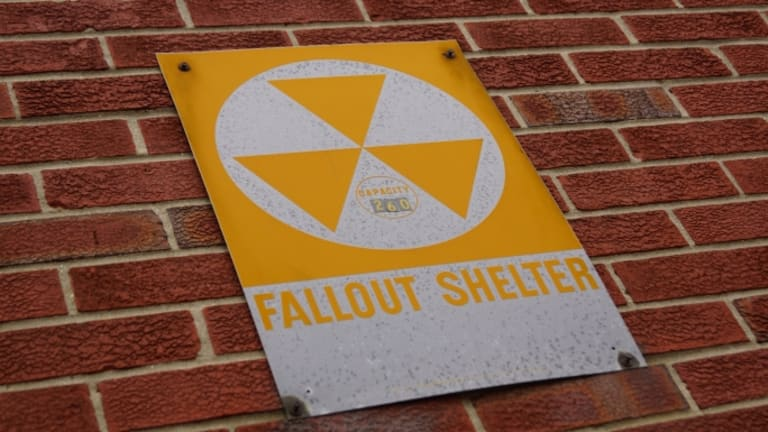 Nuclear Fallout Shelters Were Never Going to Work