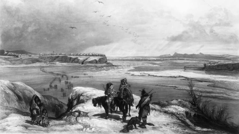 How U.S. Westward Expansion Breathed New Life into Slavery