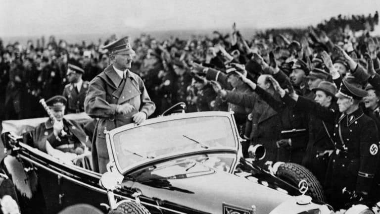 How Did Hitler's Armored Limo End Up in Manhattan?
