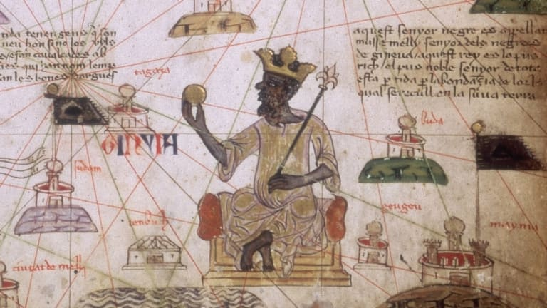 This 14th-Century African Emperor Remains the Richest Person in History